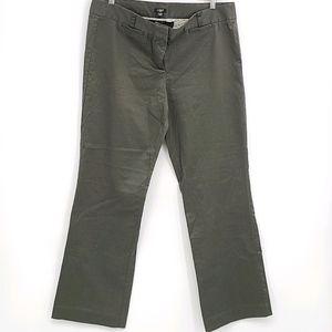 J. Crew Regular City Fit Khakis Pants